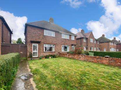 2 Bedrooms Semi Detached House for sale in Springwell Gardens, Churchdown, Gloucester, Gloucestershire