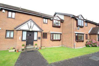 2 Bedrooms Flat for sale in Duncryne Place, Bishopbriggs