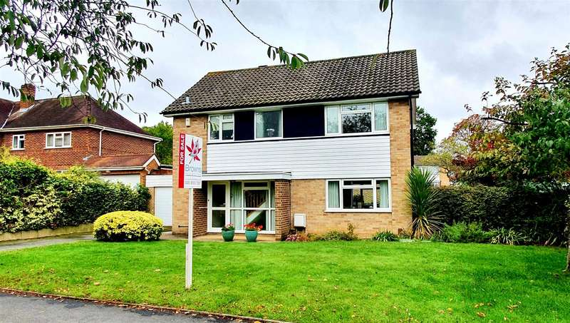3 Bedrooms Detached House for sale in 39 The Avenue, Worcester Park