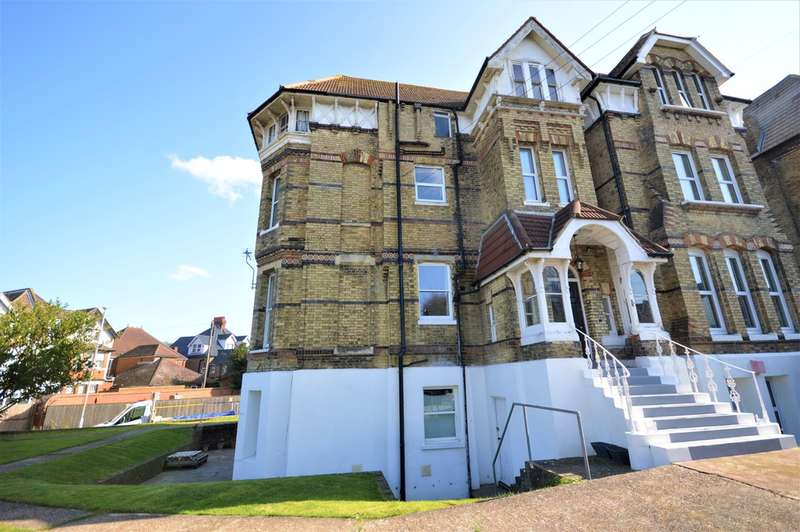 2 Bedrooms Ground Flat for sale in Manor Court, 38 Manor Road, Folkestone, Kent