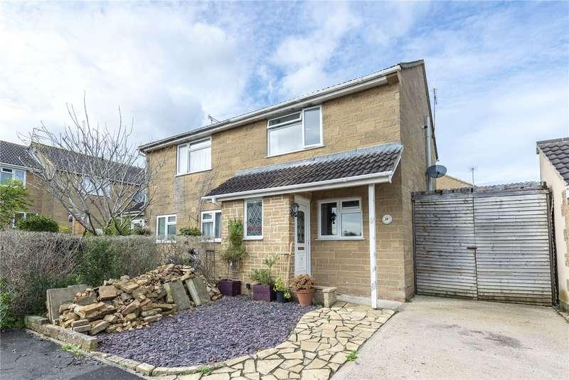 3 Bedrooms Semi Detached House for sale in Prankerds Road, Milborne Port, Sherborne, Somerset, DT9