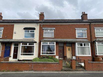 2 Bedrooms Terraced House for sale in Deane Church Lane, Deane, Bolton, Greater Manchester, BL3
