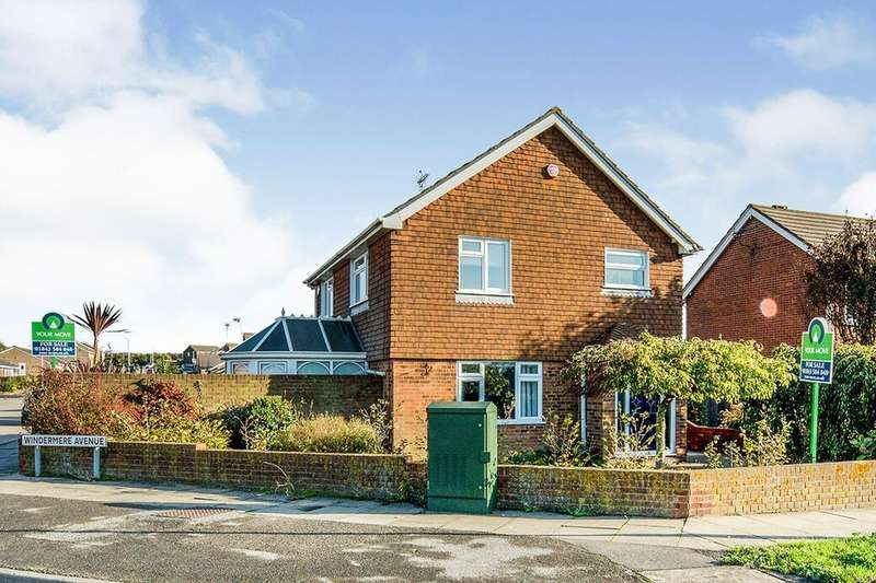 3 Bedrooms Detached House for sale in Canterbury Road East, Ramsgate, CT11