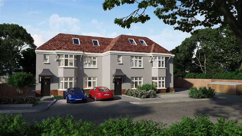 1 Bedroom Property for sale in Tolmers Gardens, Cuffley, Hertfordshire