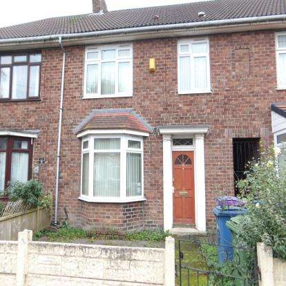 3 Bedrooms Terraced House for sale in The Beechwalk, ., Liverpool, Merseyside, L14