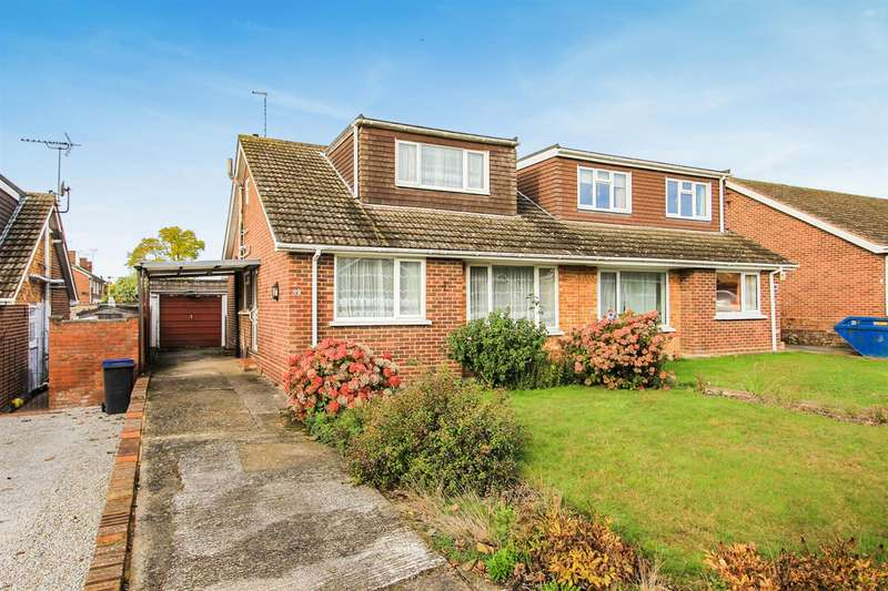 4 Bedrooms House for sale in Fairview Gardens, Sturry, Canterbury