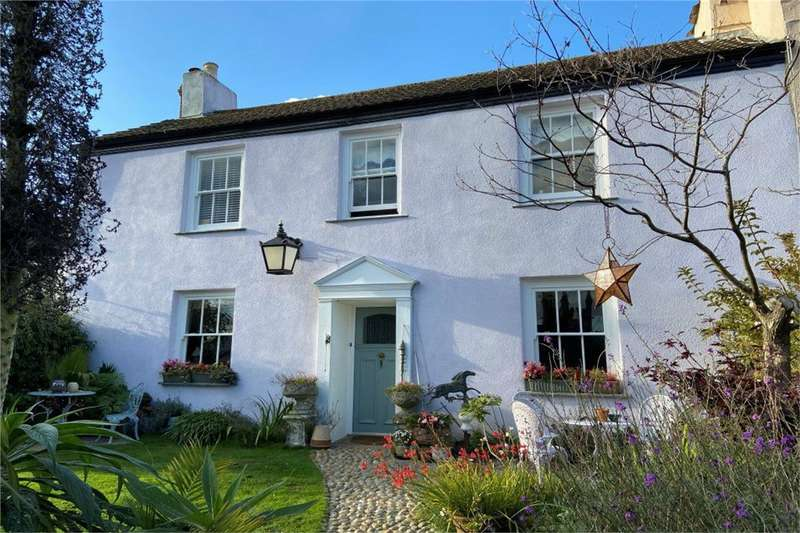 4 Bedrooms Terraced House for sale in Elm Terrace, ST AUSTELL, Cornwall