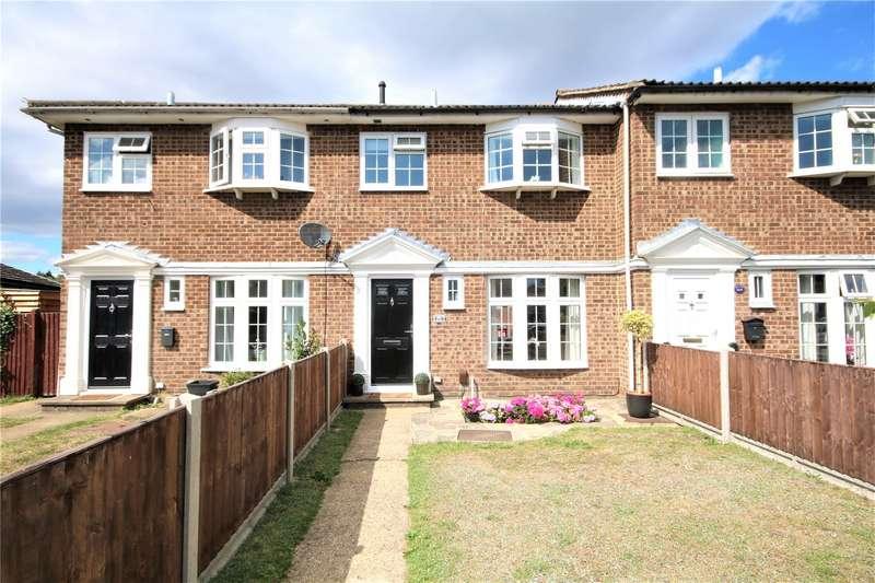 3 Bedrooms Terraced House for sale in High Road, Byfleet, Surrey, KT14