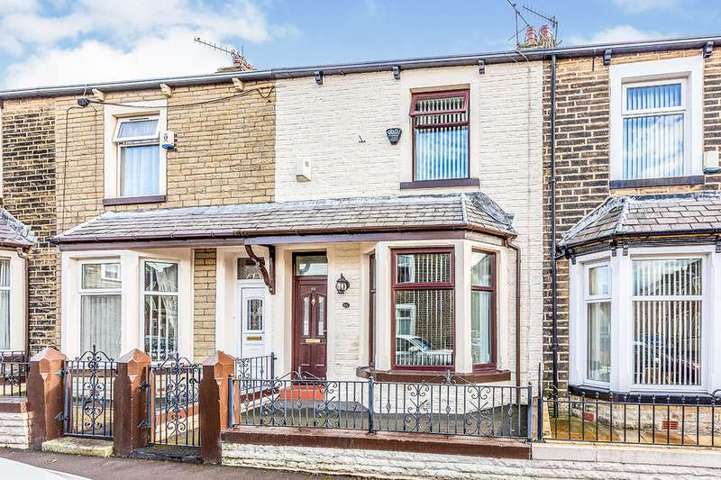 3 Bedrooms House for sale in Raglan Road, Burnley, Lancashire, BB11
