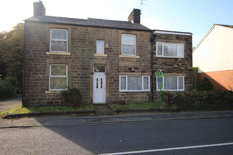 5 Bedrooms Detached House for sale in Belmont Road, Bolton, BL1