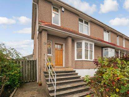 3 Bedrooms End Of Terrace House for sale in Aikenhead Road, Glasgow, Lanarkshire