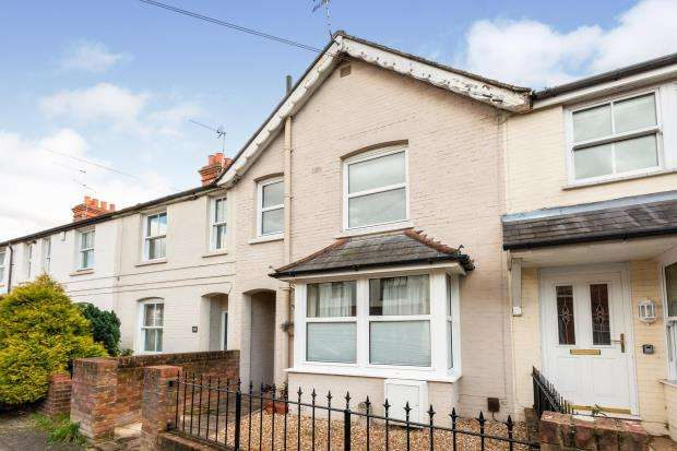 3 Bedrooms Terraced House for sale in Brookvale, Basingstoke, Hampshire