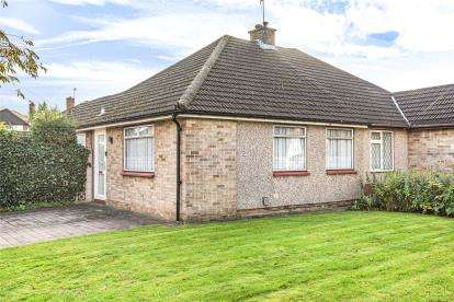 2 Bedrooms Semi Detached Bungalow for sale in Beagles Close, Orpington