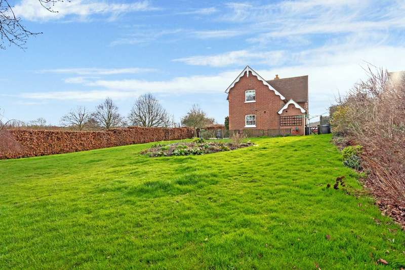 3 Bedrooms Detached House for sale in Somerhill Stud, Tudeley