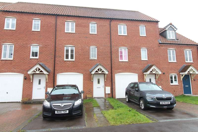 3 Bedrooms Terraced House for sale in Blaen Bran Close, Cwmbran