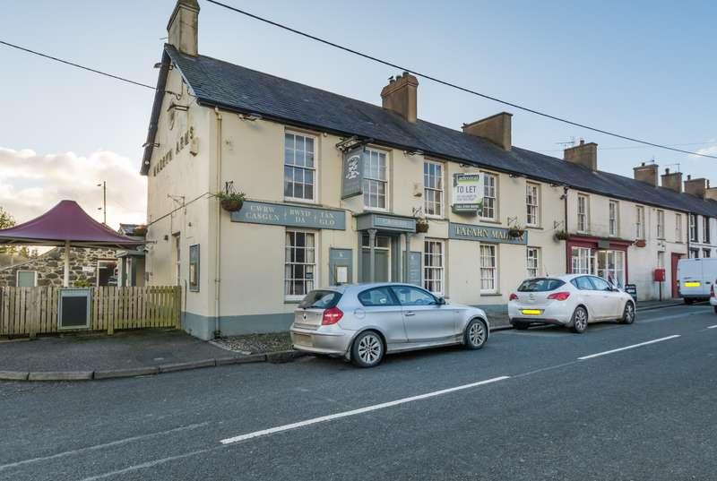 4 Bedrooms Parking Garage / Parking for sale in Chwilog, Pwllheli, Gwynedd, LL53