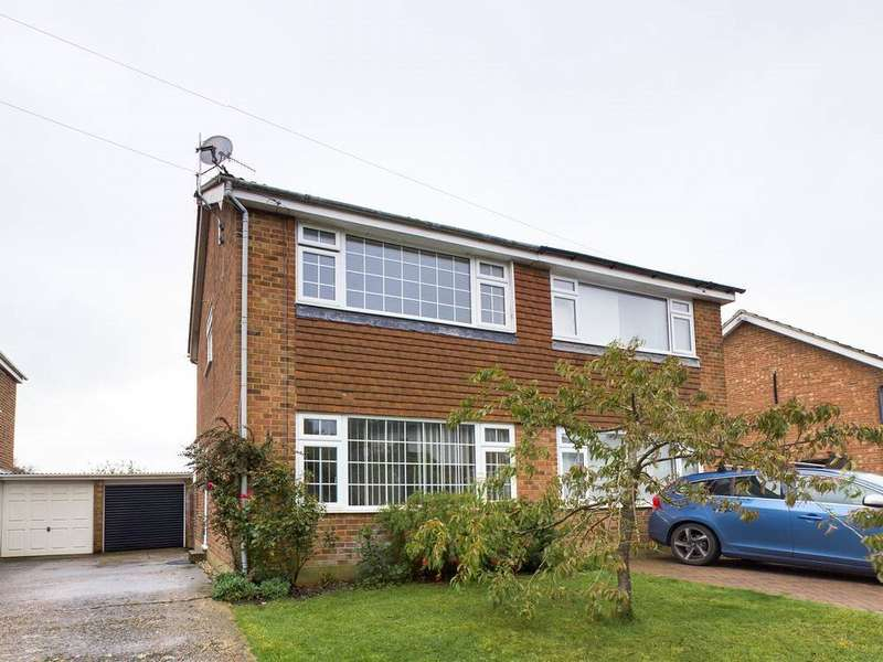 2 Bedrooms Semi Detached House for sale in Albany Close, Tonbridge