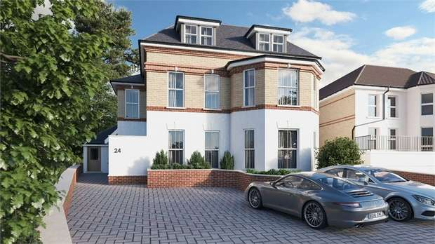 3 Bedrooms Semi Detached House for sale in 24 Lorne Park Road, BOURNEMOUTH