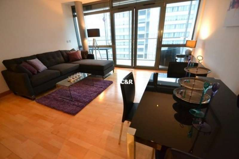 2 Bedrooms Apartment Flat for rent in Number 1 Deansgate, M3 1AZ