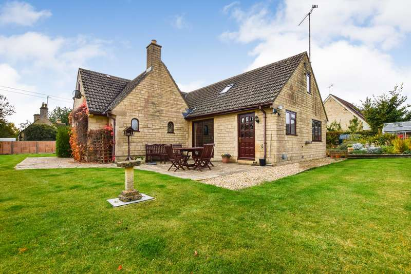 5 Bedrooms Detached House for sale in Ewen, Cirencester