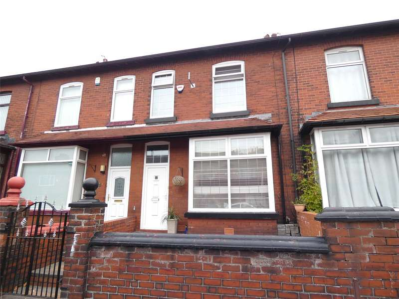 3 Bedrooms Terraced House for sale in Hilden Street, Bolton, BL2