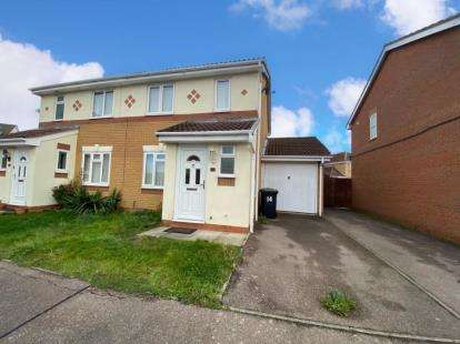 3 Bedrooms Semi Detached House for sale in The Finches, Sandy, Bedfordshire