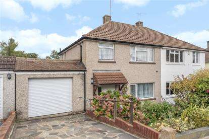 3 Bedrooms Semi Detached House for sale in Priorsford Avenue, Orpington