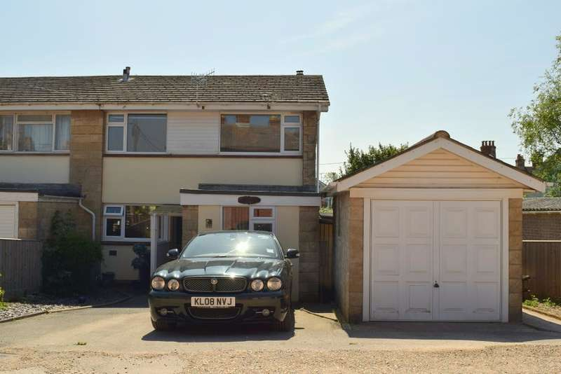 4 Bedrooms Semi Detached House for sale in Dennett Road, Bembridge, Isle of Wight, PO35 5XD