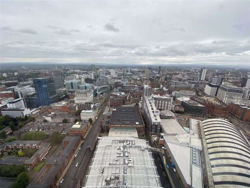 1 Bedroom Apartment Flat for sale in Beetham Tower, 301 Deansgate, Manchester