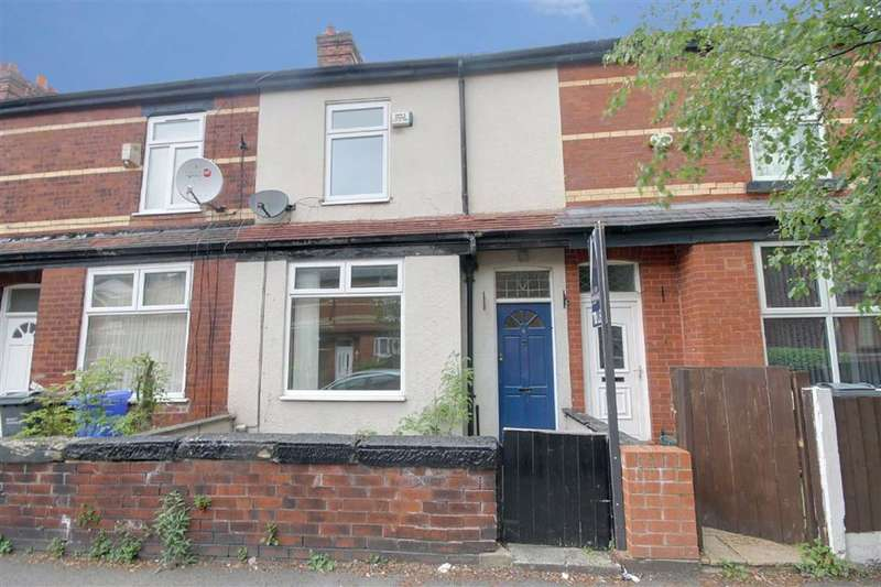 2 Bedrooms Terraced House for rent in Lostock Avenue, Manchester