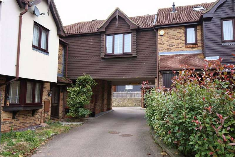 2 Bedrooms End Of Terrace House for sale in East Malling, Kent