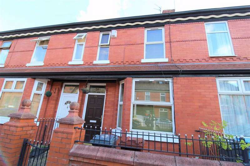 2 Bedrooms Terraced House for sale in Elmswood Avenue, Manchester
