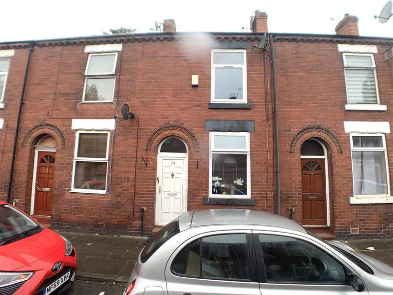 2 Bedrooms Terraced House for sale in Garden Street, Eccles, Manchester