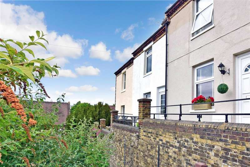 3 Bedrooms Terraced House for sale in Sidney Road, , Borstal, Rochester, Kent