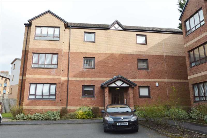 2 Bedrooms Apartment Flat for sale in Kemp Court, Hamilton