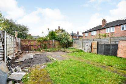 3 Bedrooms Semi Detached House for sale in Doncaster Avenue, Withington, Manchester, Greater Manchester