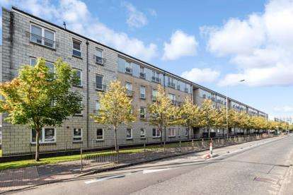 2 Bedrooms Flat for sale in London Road, Glasgow, Lanarkshire
