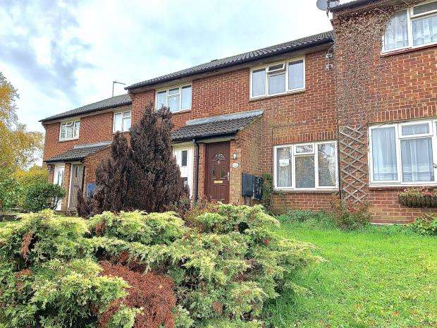 2 Bedrooms Terraced House for sale in Whitebeam Road, Hedge End, Southampton