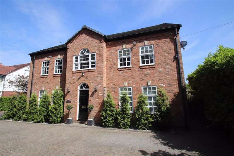 6 Bedrooms Detached House for sale in Manchester Road, Wilmslow