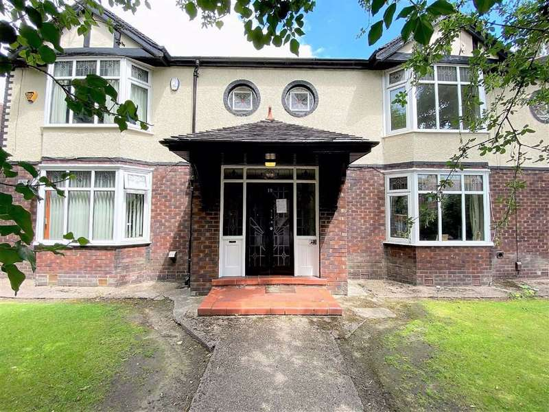 2 Bedrooms Flat for sale in Fog Lane, Didsbury, Manchester, M20