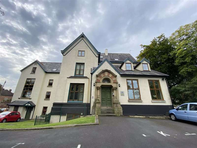 2 Bedrooms Flat for sale in 14 Whalley Road, Whalley Range