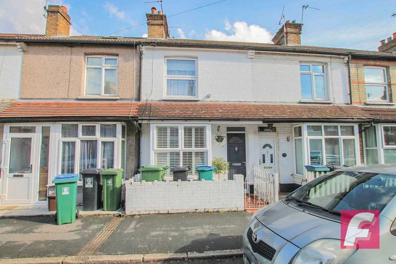 2 Bedrooms Terraced House for sale in Leavesden Road, Watford, WD24