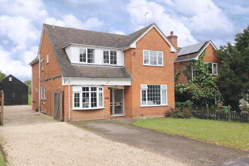 5 Bedrooms Detached House for sale in Kings Coughton Lane, Kings Coughton, Alcester, B49