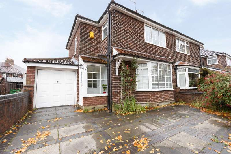 3 Bedrooms Semi Detached House for sale in Penarth Road, Manchester, Greater Manchester, M22