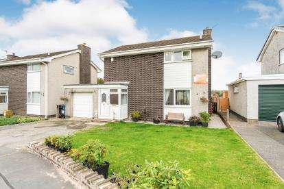 3 Bedrooms Detached House for sale in Llain Wen, Tynygongl, Benllech, Anglesey, LL74