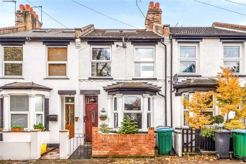 3 Bedrooms Terraced House for sale in Muriel Avenue, Watford, Hertfordshire, WD18