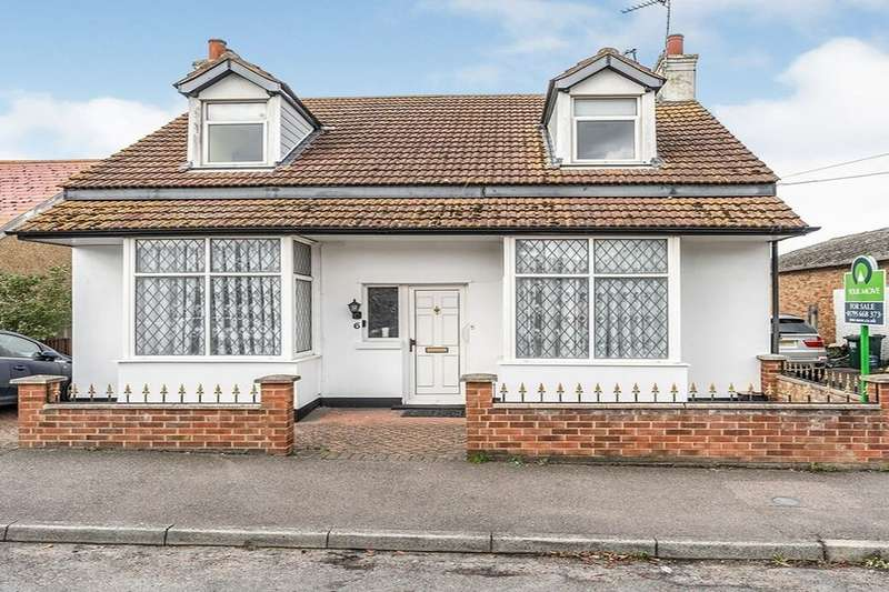 3 Bedrooms Detached House for sale in The Crescent, Minster On Sea, Sheerness, ME12
