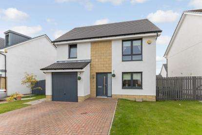 4 Bedrooms Detached House for sale in Cypress Road, Motherwell, North Lanarkshire