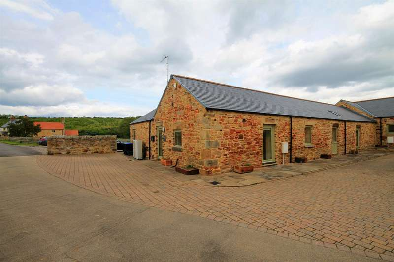 3 Bedrooms Barn Conversion Character Property for rent in Low Burn Hall Farm, Darlington Road, Durham