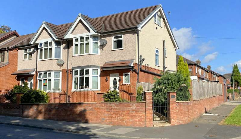 3 Bedrooms Semi Detached House for sale in Green Lane, Great Lever, Bolton, BL3 2EE